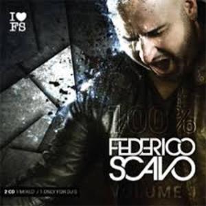 100 % FEDERICO SCAVO VOL.1 (CD)