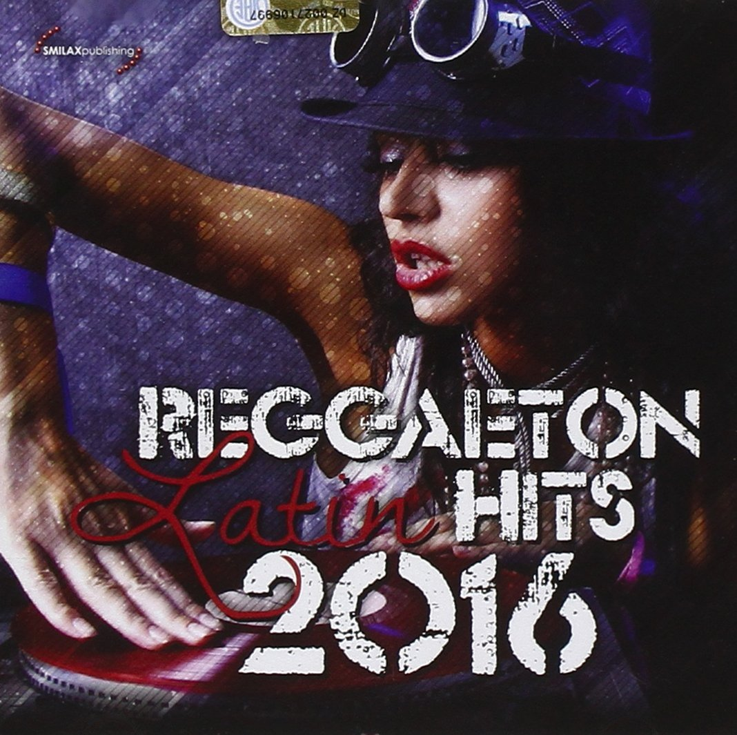 REGGAETON LATIN HITS (CD)