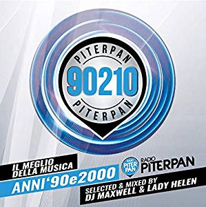 PITERPAN 90210 COMPILATION ANNI 90 E 2000 (CD)