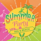 SUMMER PARTY SEA & BEACH VOL.2 (CD)