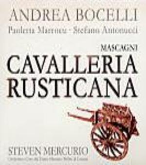 MASCAGNI: CAVALLERIA RUSTICANA (CD)