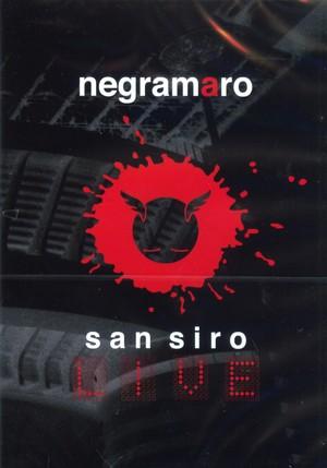 NEGRAMARO - SANSIRO LIVE 2008 (DVD)