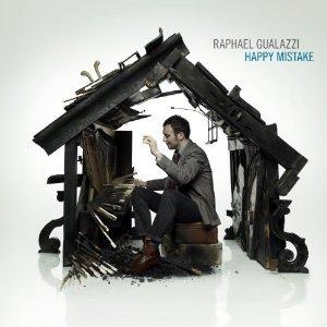 RAPHAEL GUALAZZI - HAPPY MISTAKE (CD)