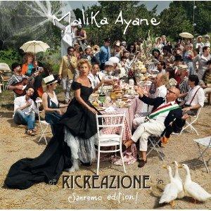 MALIKA AYANE - RICREAZIONE -REPAC (CD)
