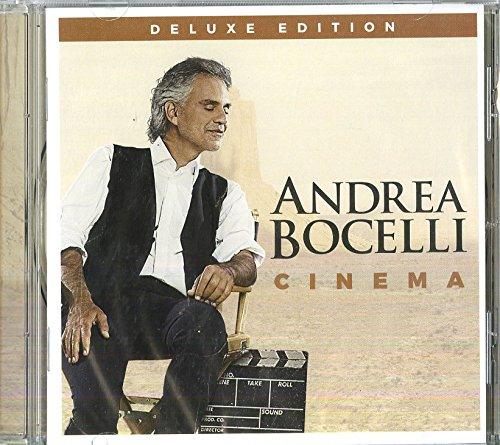 ANDREA BOCELLI - CINEMA (DELUXE EDITION) (CD)