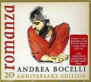 ANDREA BOCELLI - ROMANZA 20 ANNIVERSARY (CD)
