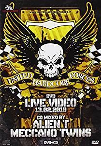 UNITED HARDCORE FORCES 2010 (DVD)