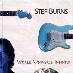 STEF BURNS - WORLD UNIVERSE INFINITY (CD)