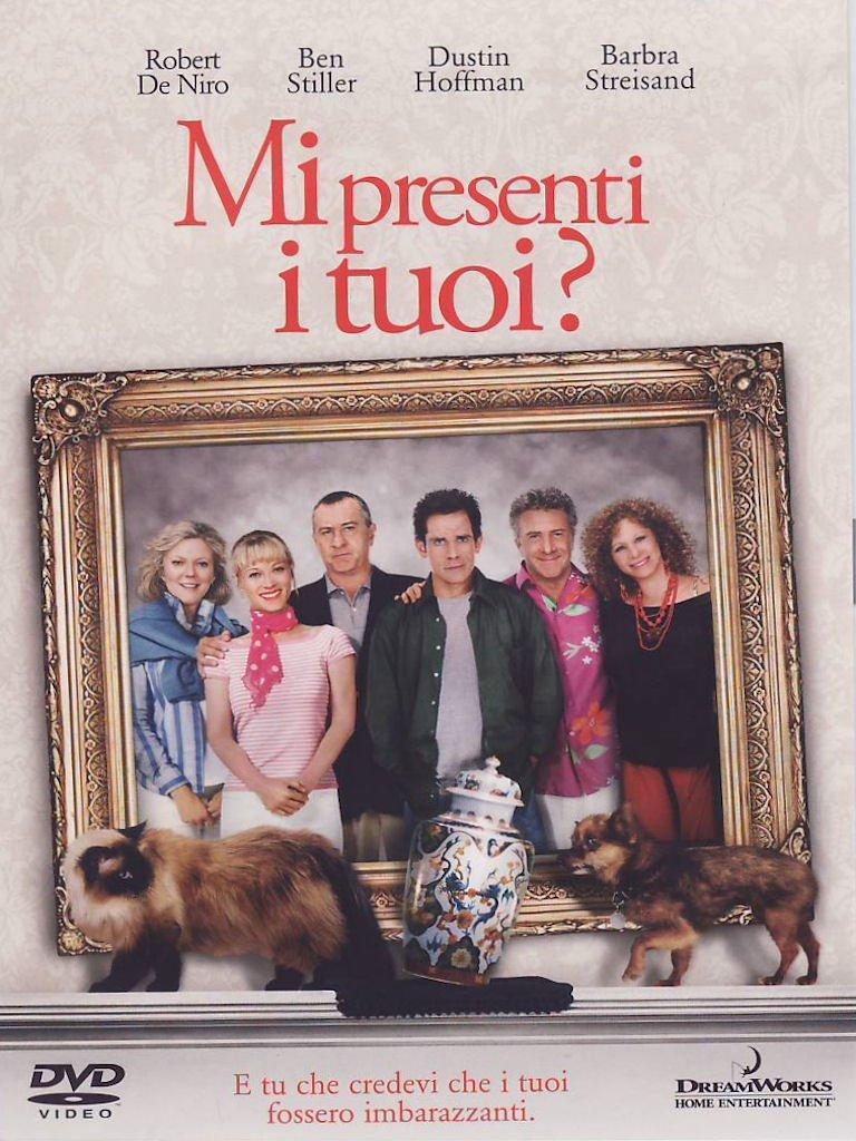 MI PRESENTI I TUOI? (DVD)