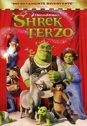 SHREK TERZO (DVD)