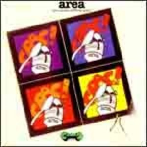 AREA - CRAC (NEW ED.) (CD)