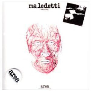AREA - MALEDETTI (MAUDITS) (NEW ED.) (CD)