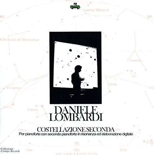DANIELE LOMBARDI - COSTELLAZIONE SECONDA (CD)