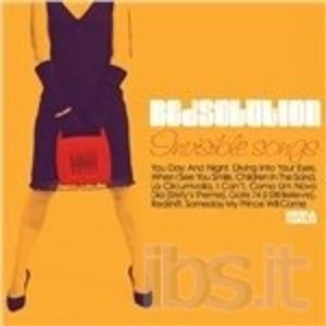 REDSOLUTION - INVISIBLE SONGS (CD)