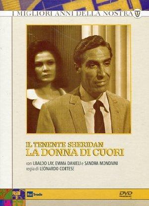 COF.IL TENENTE SHERIDAN - LA DONNA DI CUORI (3 DVD) (DVD)