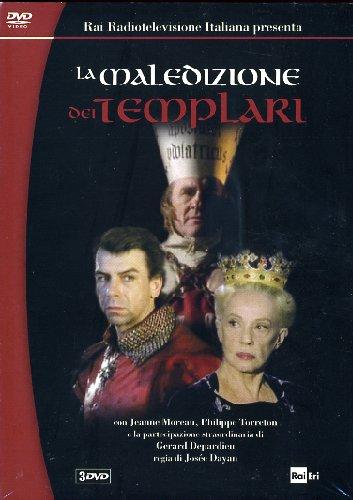 COF.LA MALEDIZIONE DEI TEMPLARI (3 DVD) (DVD)