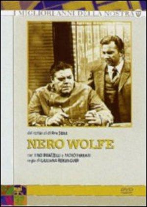COF.NERO WOLFE - STAG.01 (6 DVD) (DVD)