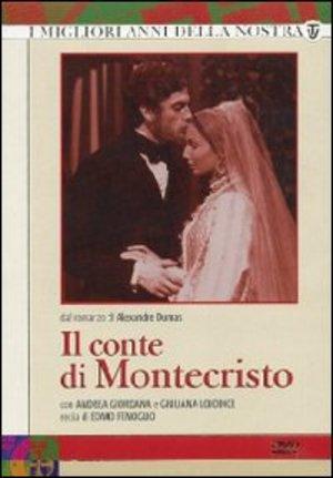 COF.IL CONTE DI MONTECRISTO (4 DVD) (DVD)