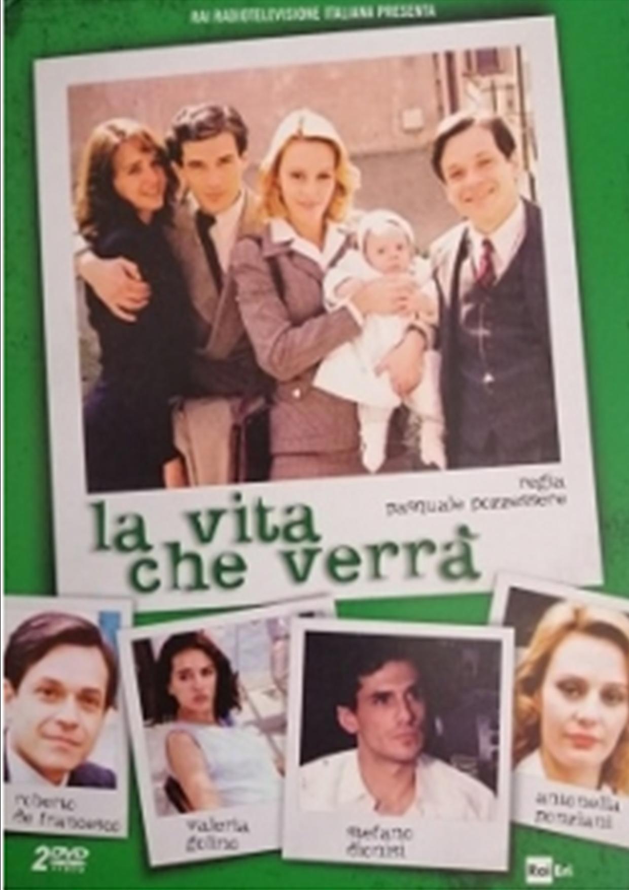 COF.LA VITA CHE VERRA' (2 DVD) (DVD)