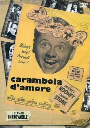 CARAMBOLA D'AMORE (DVD)