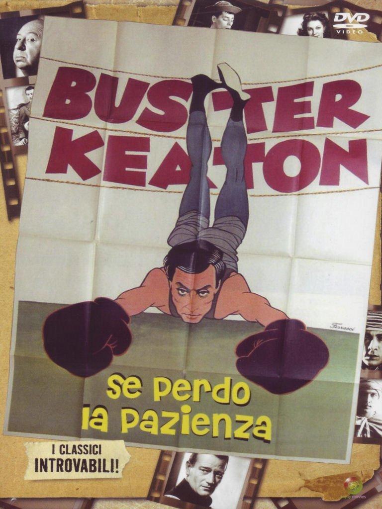 SE PERDO LA PAZIENZA (DVD)