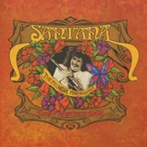 SANTANA - THE FILLMORE PERFORMANCE (CD)