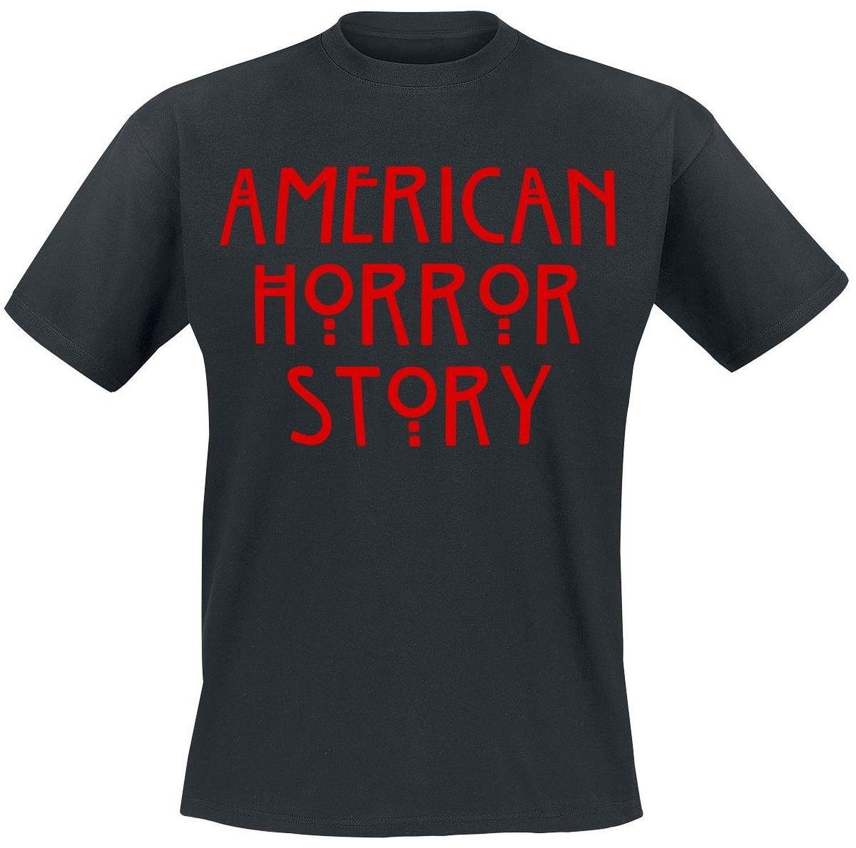 AMERICAN HORROR STORY - LOGO (T-SHIRT UNISEX TG. S)