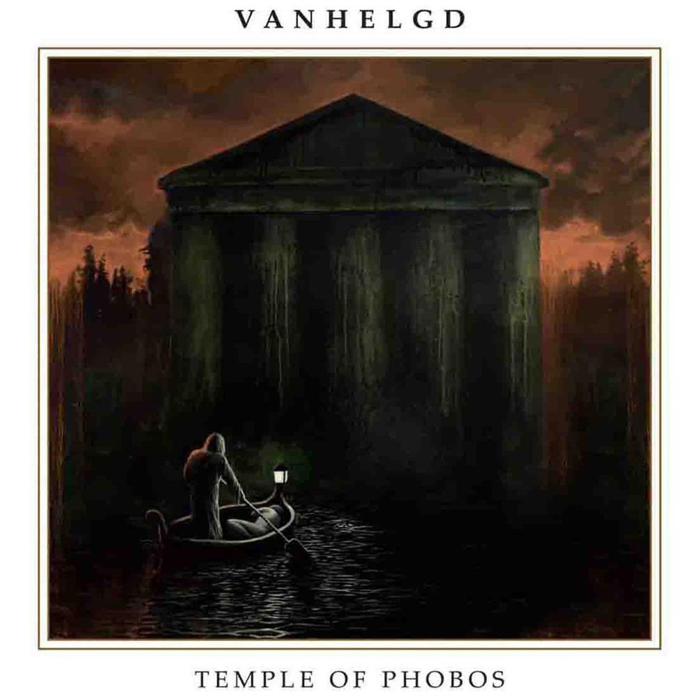 VANHELGD - TEMPLE OF PHOBOS (CD)