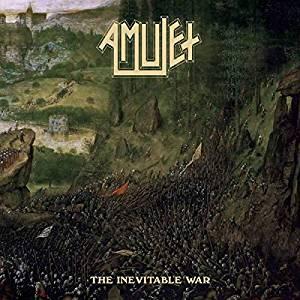 AMULET - THE INEVITABLE WAR (CD)