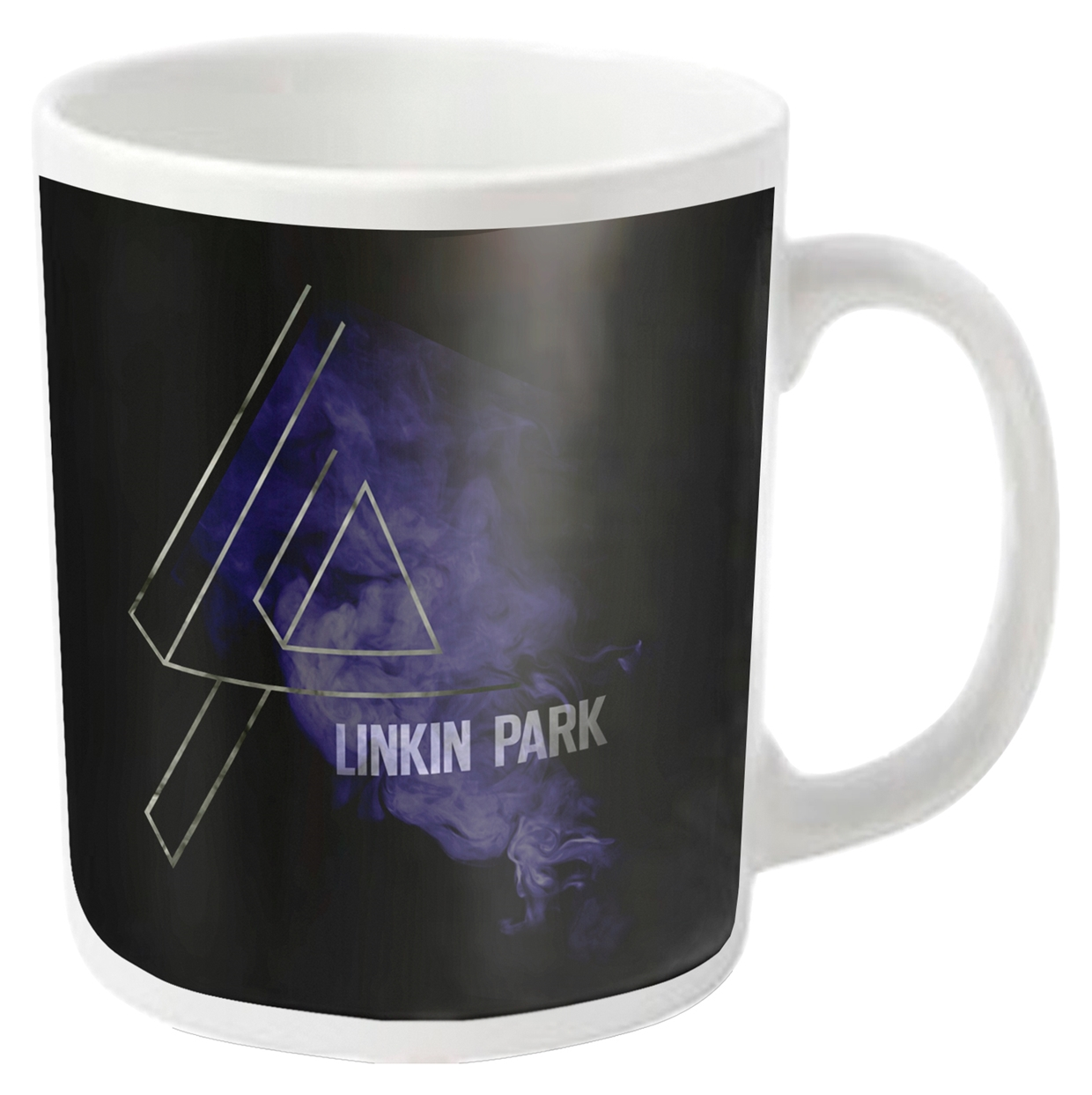 LINKIN PARK - SMOKE (WHITE) MUG