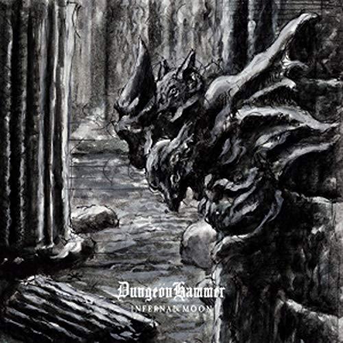 DUNGEONHAMMER - INFERNAL MOON (CD)