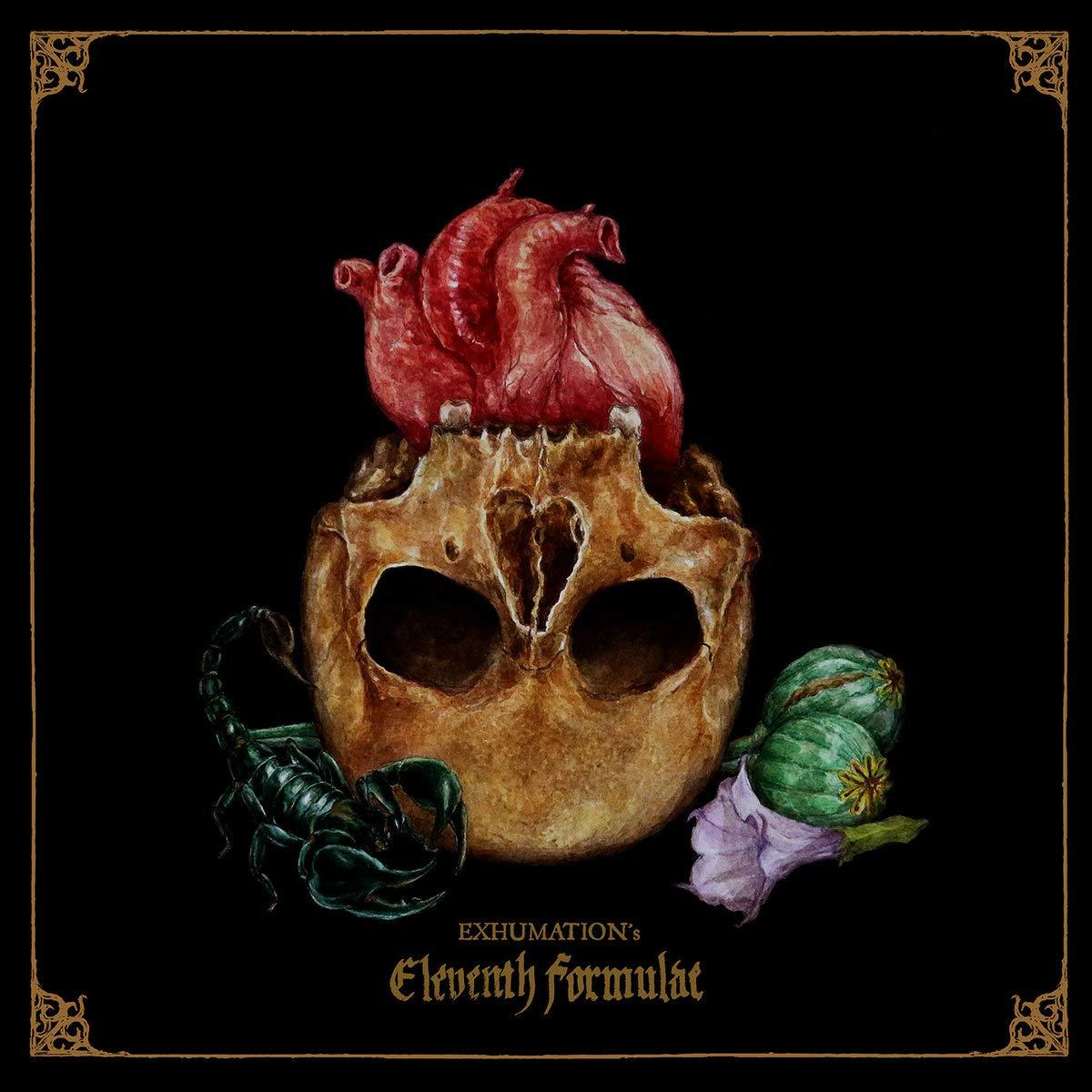 EXHUMATION (INDONESIA) - ELEVENTH FORMULAE (CD)