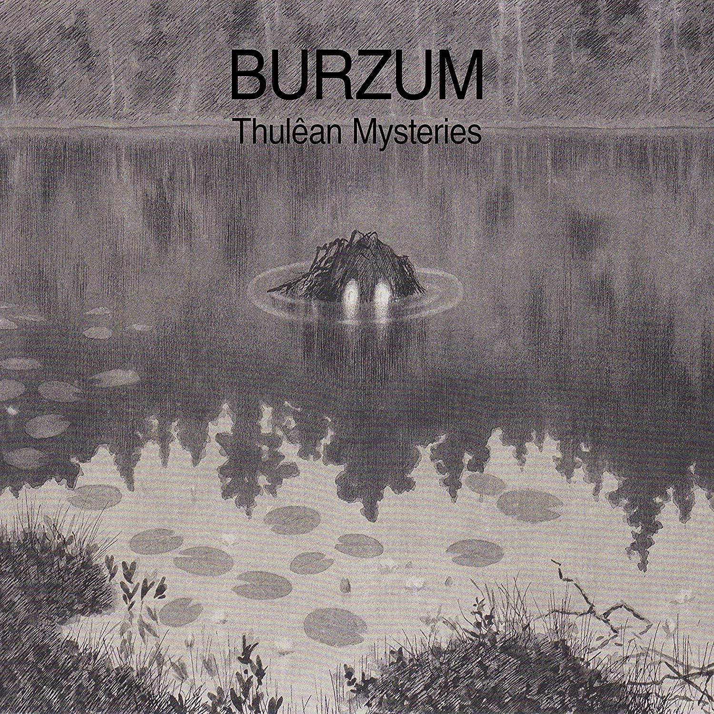 BURZUM - HULEAN MYSTERIES (2 CD) (CD)