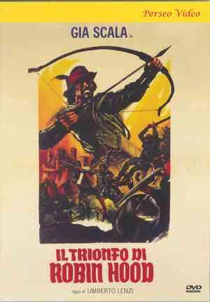 IL TRIONFO DI ROBIN HOOD (DVD)