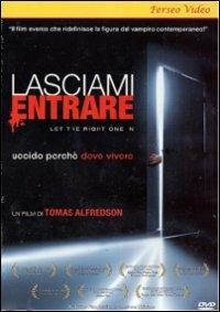 LASCIAMI ENTRARE (DVD)