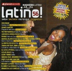 LATINO! 56 (CD)