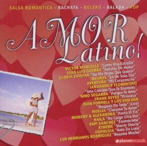 AMOR LATINO ESENTE SUPER BACHATA (CD)