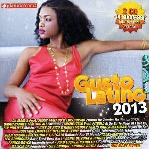 GUSTO LATINO 2013 -2CD (CD)