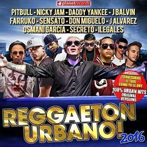 REGGAETON URBANO! 2016 (CD)