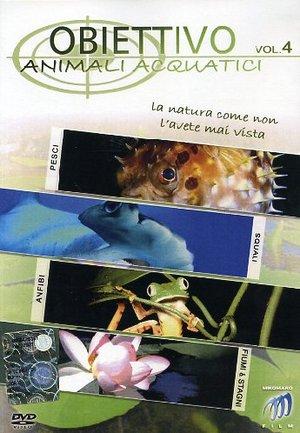 OBIETTIVO 04 - ANIMALI ACQUATICI (DVD)