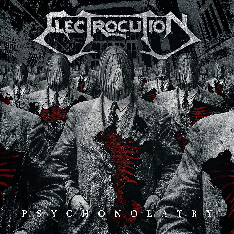 ELECTROCUTION - PSYCHONOLATRY (CD)