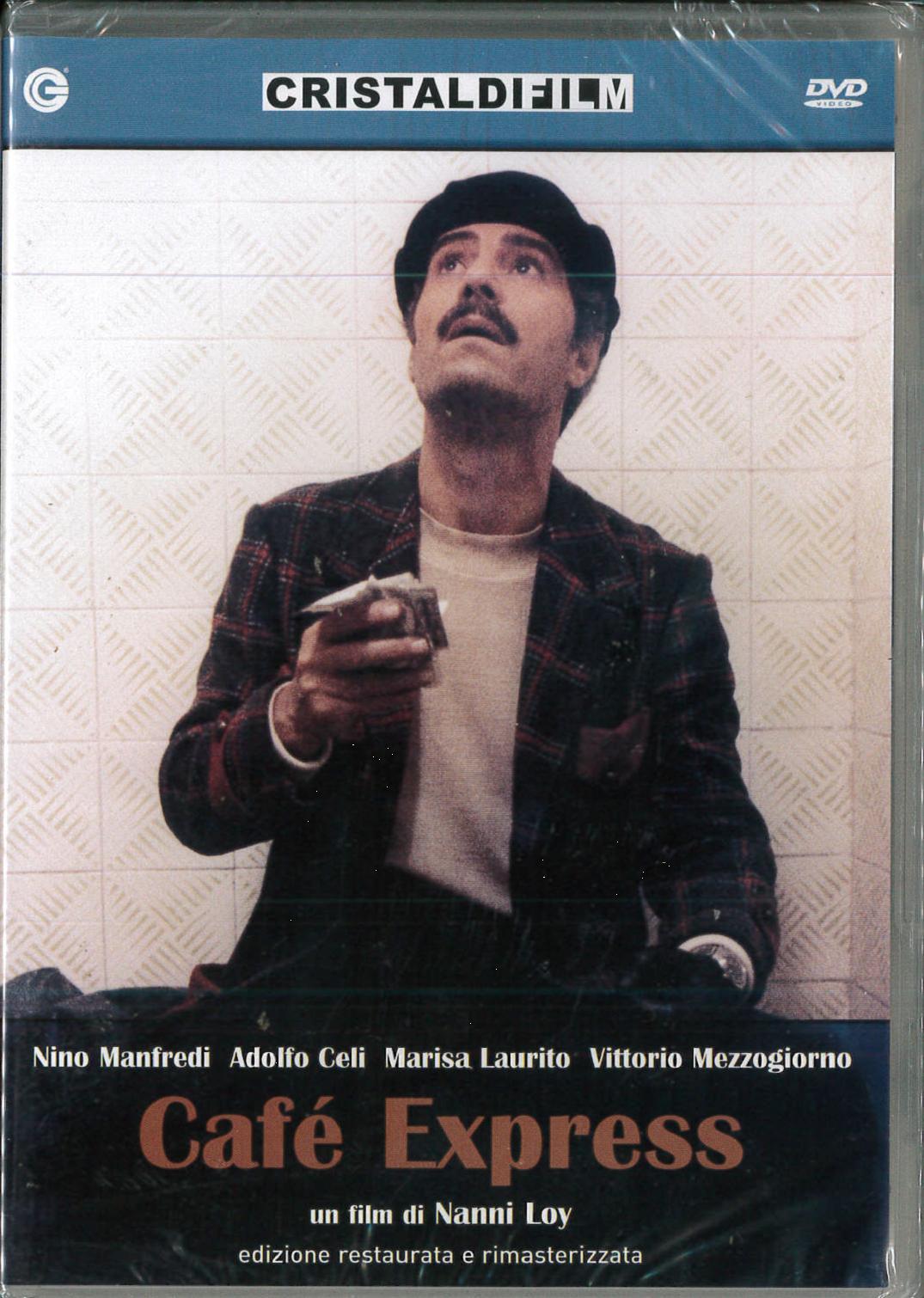 CAFE' EXPRESS (DVD)