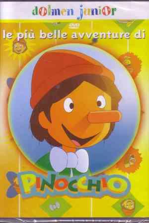 LE PIU' BELLE AVVENTURE DI PINOCCHIO (1979 ) (DVD)