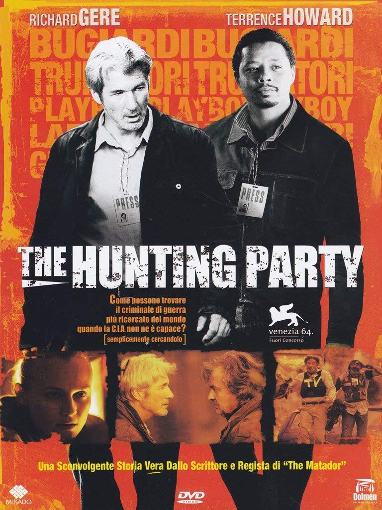 THE HUNTING PARTY - I CACCIATORI (DVD)
