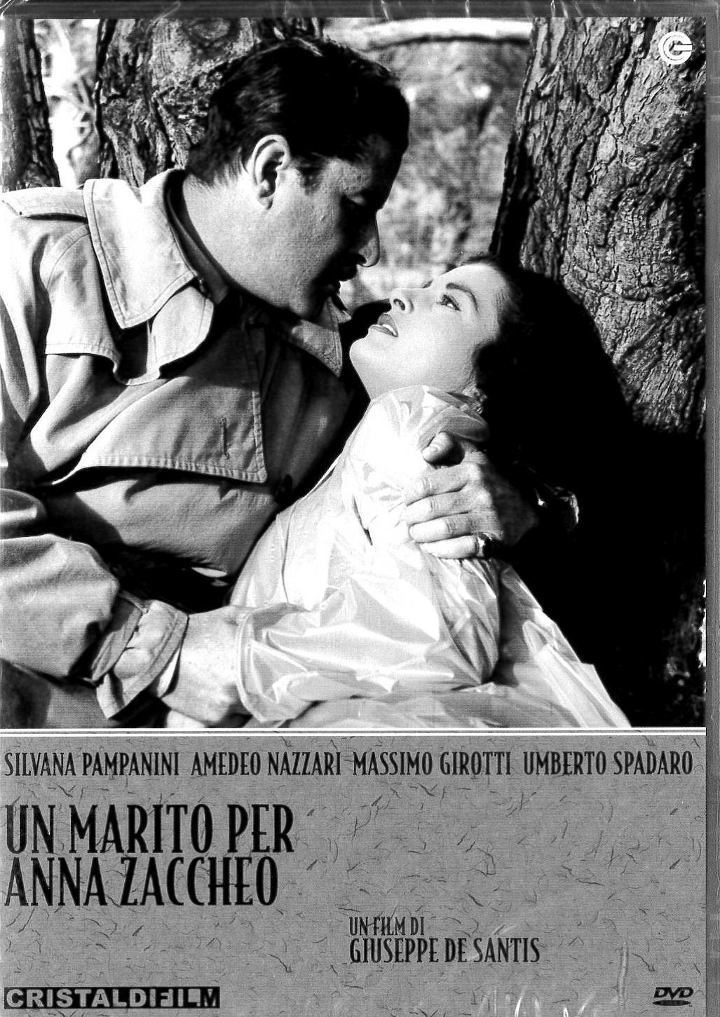UN MARITO PER ANNA ZACCHEO (DVD)