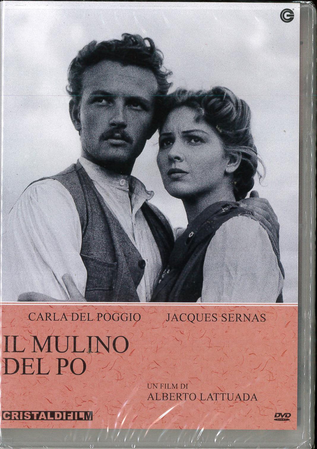 IL MULINO DEL PO (DVD)