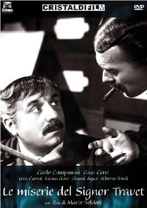 LE MISERIE DEL SIGNOR TRAVET (DVD)
