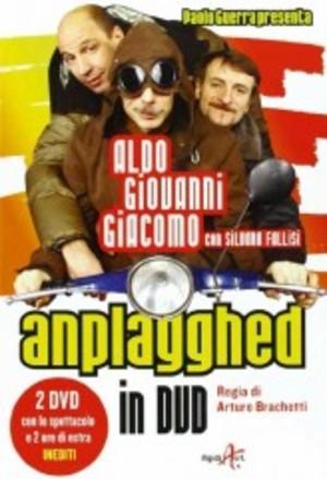 ALDO, GIOVANNI E GIACOMO - ANPLAGGHED (2 DVD) (DVD)
