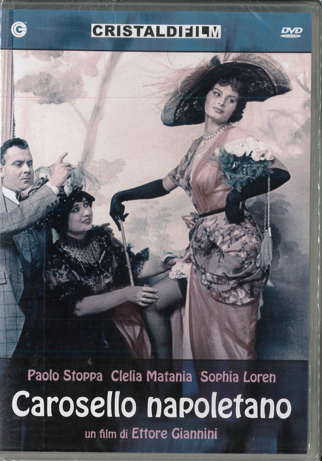 CAROSELLO NAPOLETANO (DVD)