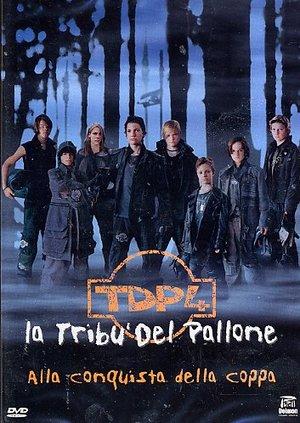 LA TRIBU' DEL PALLONE 04 - ALLA CONQUISTA DELLA COPPA (DVD)